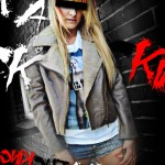 Styling Tipp Fashion und Beauty 2013| Rockstar Outfit, I do´nt give a fuck! (+english version)