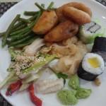 Bar- und Restauranttipp Berlin - Sonntagsbrunch im Lins Mandarin 2 (+English version)