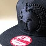 Die schönsten Basecaps 2014 - Black Unit Tactical Apparel New Era 9Fifty Snapback (+English version)