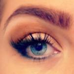 Styling- und Beauty-Tipp Berlin - Augen Make-Up Tutorial | Katzenaugen mit sexy Akzenten
