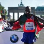 BMW setzt erfolgreiche Titel-Partnerschaft beim Berlin-Marathon langfristig fort
