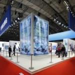 Samsung präsentiert weltweit größtes UHD-Display auf der ISE 2014