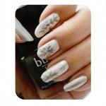 Manicure Monday | NAIL TUTORIAL #Snowflakes (+English version)