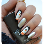Manicure Monday | NAIL TUTORIAL #Penguin Nails (+English version)