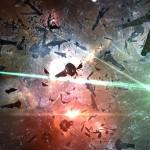 EVE Online: 300 000US$ gehen im größten und teuersten Online-Krieg verloren!!! (+English version)